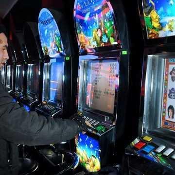 Автоматы игровые на улицах