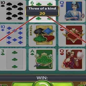 Грати онлайн ігровий автомат покер