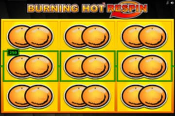 Burning Hot Respin Slot
