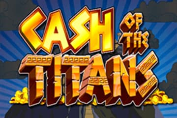 Cash Of The Titans Slot