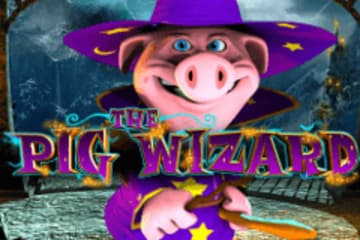 Harry Trotter the Pig Wizard
