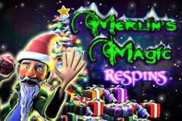 Merlins Magic Respins - Christmas