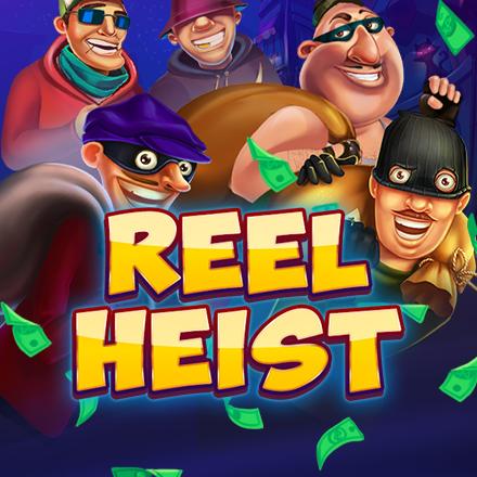 Reel Heist Slot