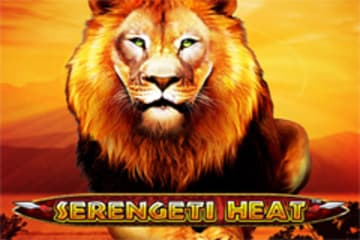 Serengeti Heat Slot