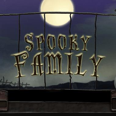 Spooky Family Flash
