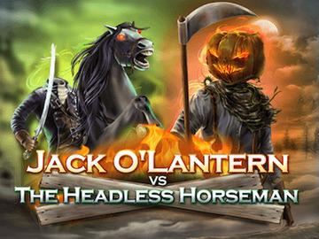 Jack OLantern vs The Headless Horseman