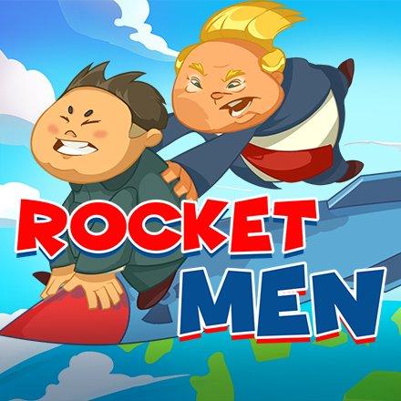 Rocket Men Slot